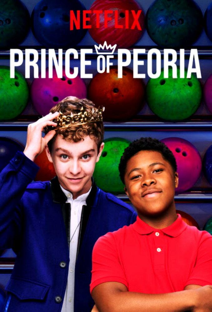 Принц Пеории / Prince of Peoria. 2018г.