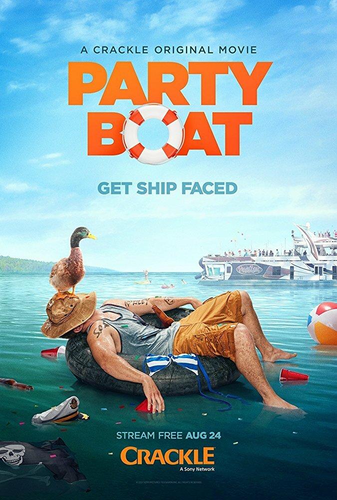 Вечеринка на яхте (2017)