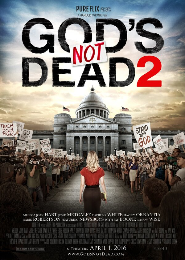 Бог не умер 2 (2016)