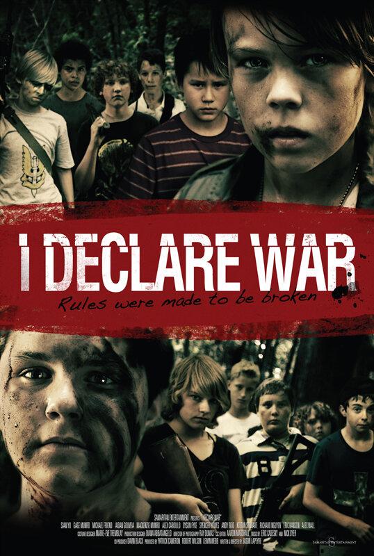 Фильмы Я объявляю войну смотреть онлайн