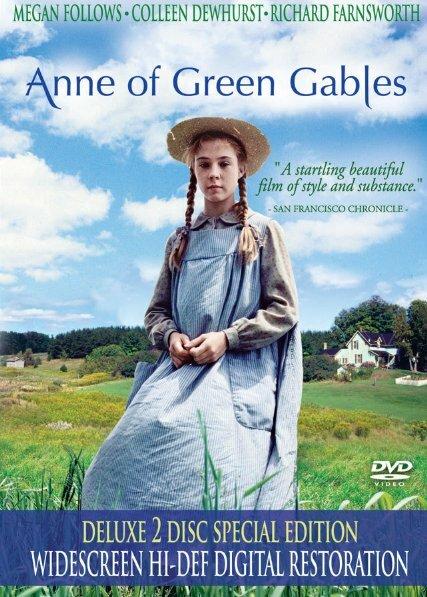 Энн из Зеленых крыш