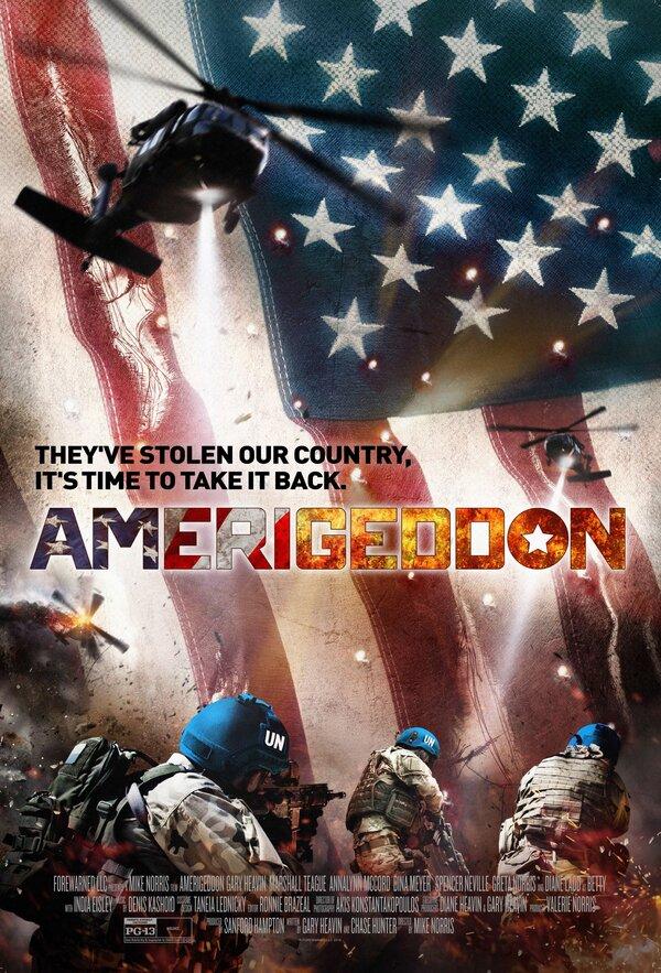 Отзывы к фильму – АмериГеддон (2016)