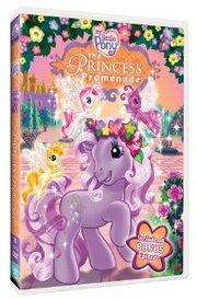 Смотреть онлайн Мой маленький пони: Прогулка принцессы