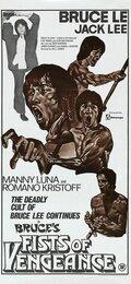 Bruce's Fists of Vengeance (1988)