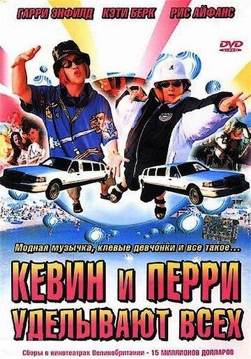 Постер             Фильма Кевин и Перри уделывают всех