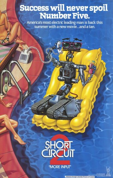 Короткое замыкание 2 (1988)