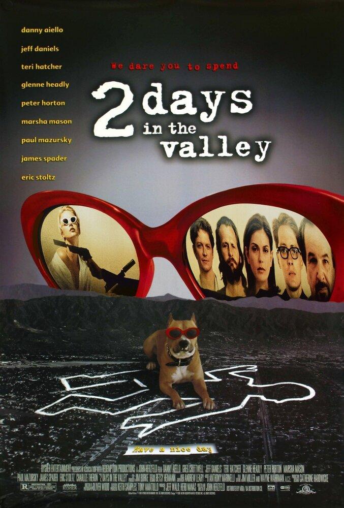 Два дня в долине / 2 Days in the Valley (1996) HDTVRip-AVC от olegek70