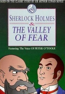 Приключения Шерлока Холмса: Долина страха (1983) полный фильм