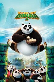мультфильм Кунг-фу Панда 3 смотреть онлайн