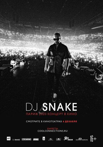 DJ Snake — Концерт в кино (видео) (2020)