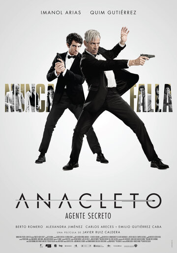 Фильм Анаклет: Секретный агент