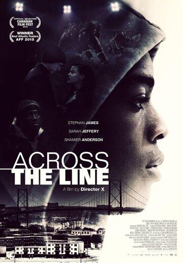 Постер             Фильма Через линию