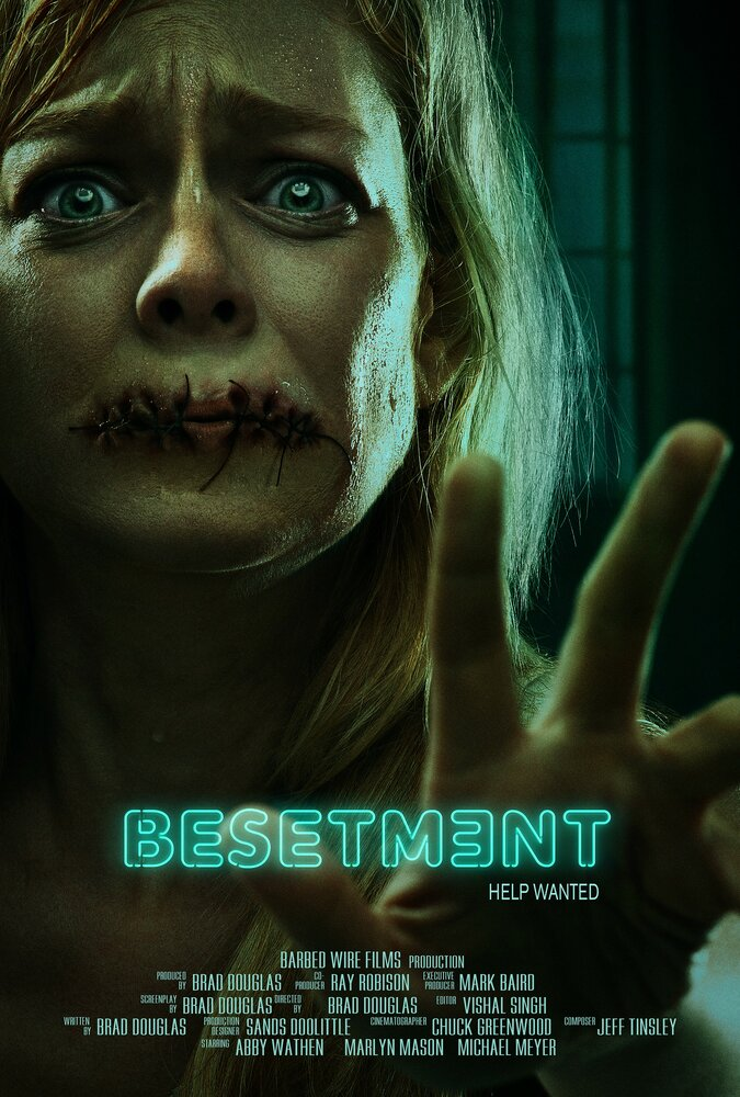 Заключенная / Besetment (2017)