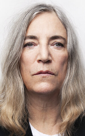 patti smith because the night lyrics