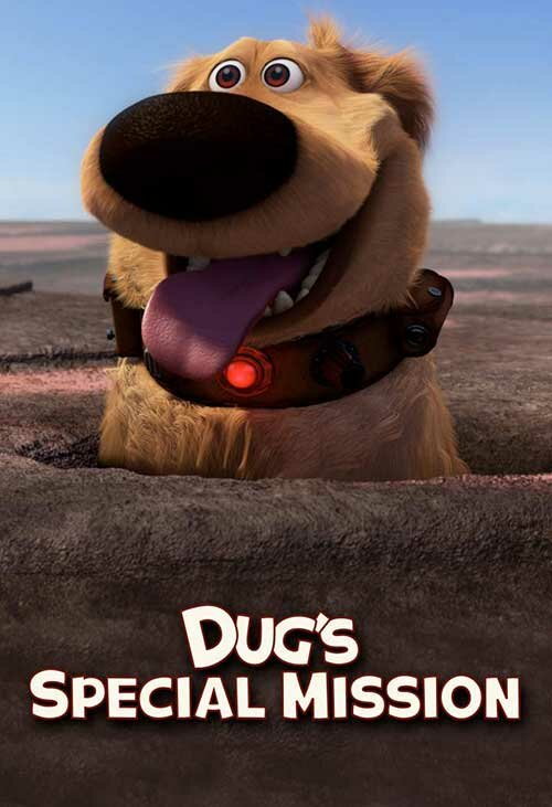Спецзадание Дага / Dug's Special Mission (2009) BDRemux