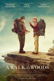 Смотреть Прогулка по лесам (2015) в HD качестве 720p