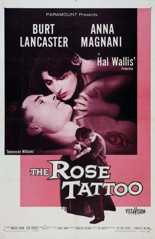 Татуированная роза скачать книгу