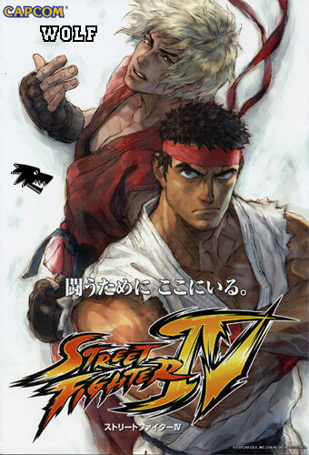Уличный боец IV OVA-2 (2010)