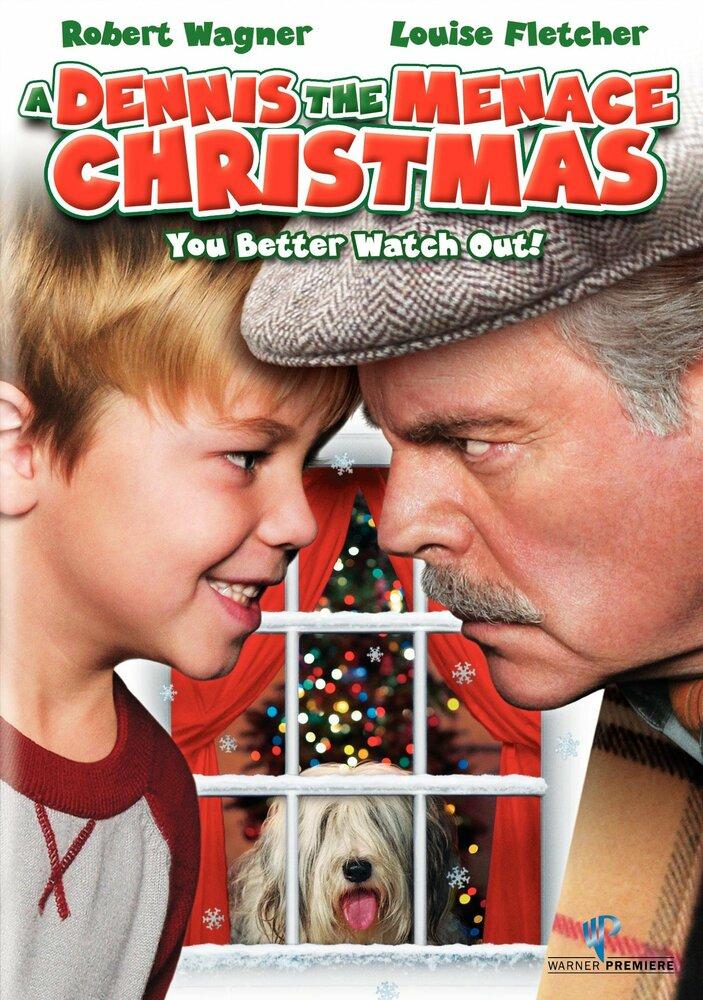 Деннис – мучитель Рождества смотреть онлайн (2007) HD