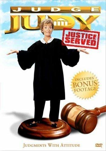 Судья Джуди (1996) полный фильм