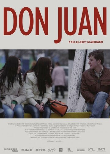Дон Жуан (2015) полный фильм