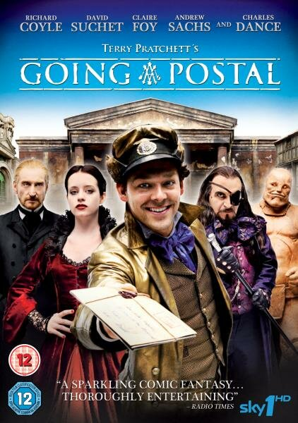 Опочтарение / Terry Pratchett's Going Postal / Going Postal (2010) BDRip