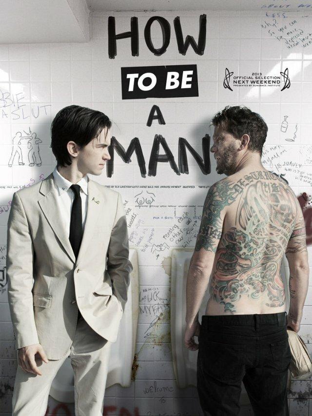 Как быть мужиком (2013) web-dlrip скачать торрент комедия.