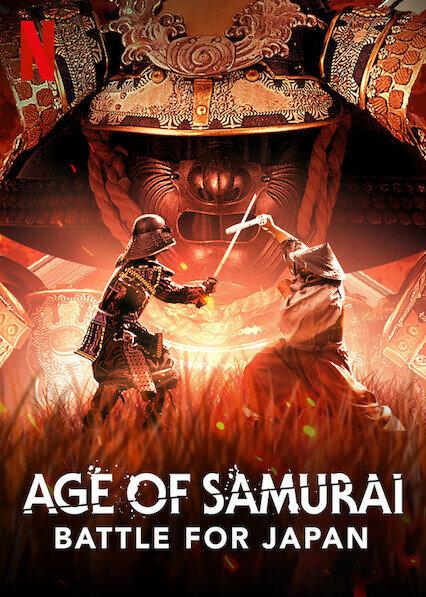 Эпоха самураев. Борьба за Японию (2021)