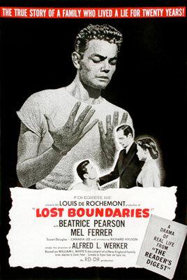 Потерянные границы (1949)