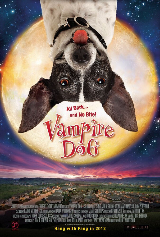 Пес-вампир (2012) смотреть онлайн HD720p в хорошем качестве бесплатно