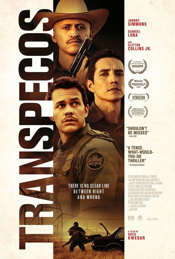 Отзывы к фильму – Транс-Пекос (2016)