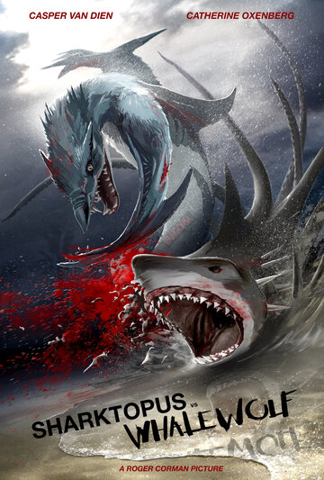 Акулосьминог против Китоволка (Sharktopus vs. Whalewolf)