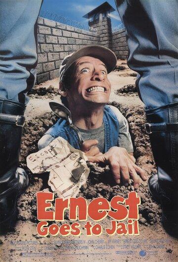 Смотреть онлайн Эрнест идет в тюрьму