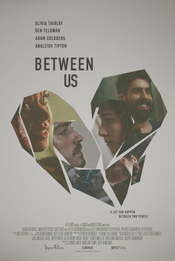 Между нами / Between Us (2016)