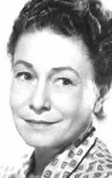 thelma ritter cause of death
