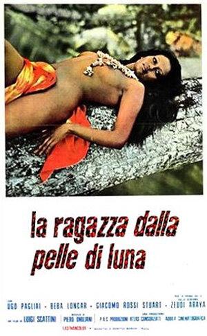 Девушка с лунной кожей (1974)