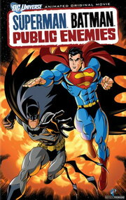 Смотреть онлайн Супермен/Бэтмен: Враги общества