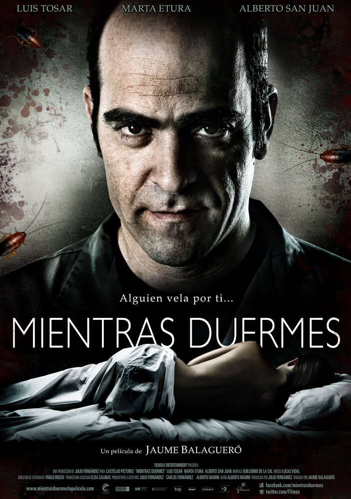Крепкий сон / Mientras duermes (2011) BDRip