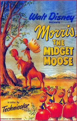 Моррис, карлик-лось (1950)