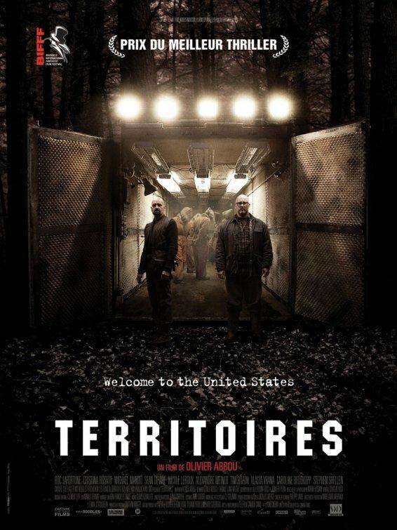 Территории (2010) смотреть онлайн HD720p в хорошем качестве бесплатно