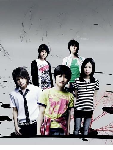 412151 - Школа детективов Кью ✦ 2007 ✦ Япония
