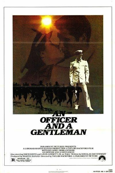 Офицер и джентльмен/An Officer and a Gentleman