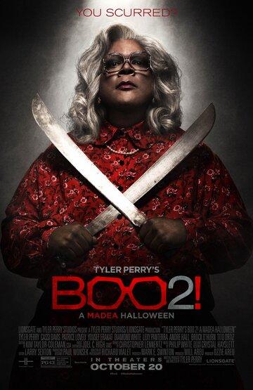 Хэллоуин Мэдеи 2 (Tyler Perry's Boo 2! A Madea Halloween) 2017 смотреть онлайн