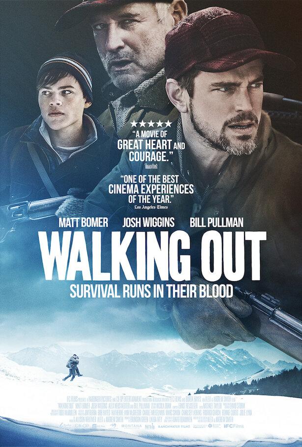 Выходя walking out фильм 2018