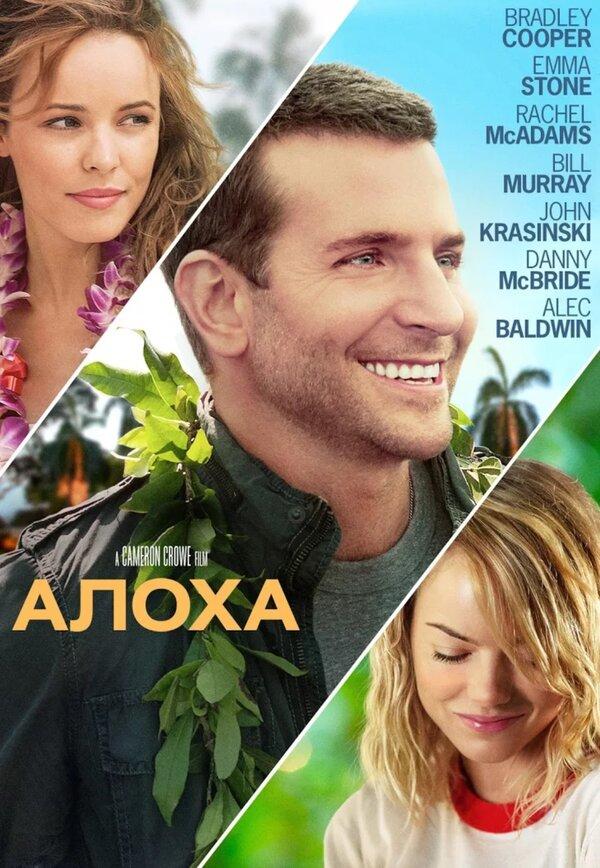 Отзывы к фильму – Алоха (2015)