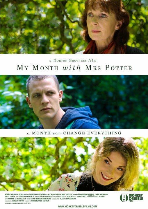 Мой месяц с Миссис Поттер -