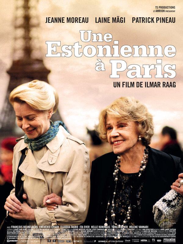 Эстонка в Париже (2012)