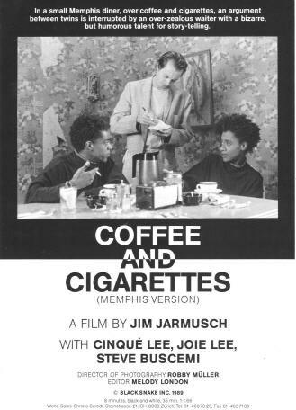 Кофе и сигареты 2 (1989)