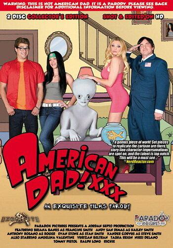Американский папаша порно пародия роли