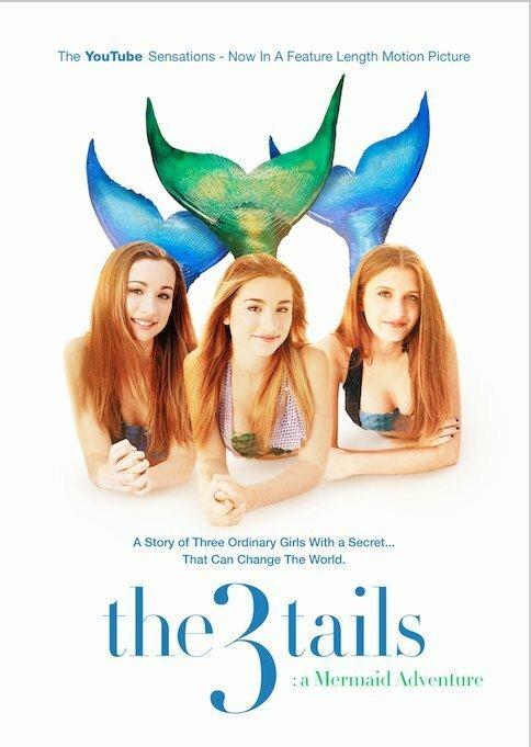 Сказ о трёх хвостах: Приключения русалок (2015)
